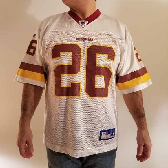 Vintage Clinton Portis Washington Redskins jersey